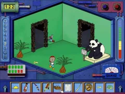 Skipper & Skeeto - The Revenge of Mr. Shade - Gameplay