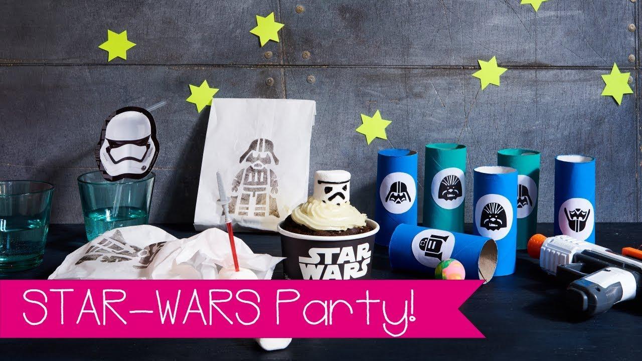 Star wars adventskalender basteln