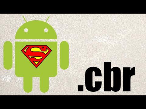 Как открыть cbr на android