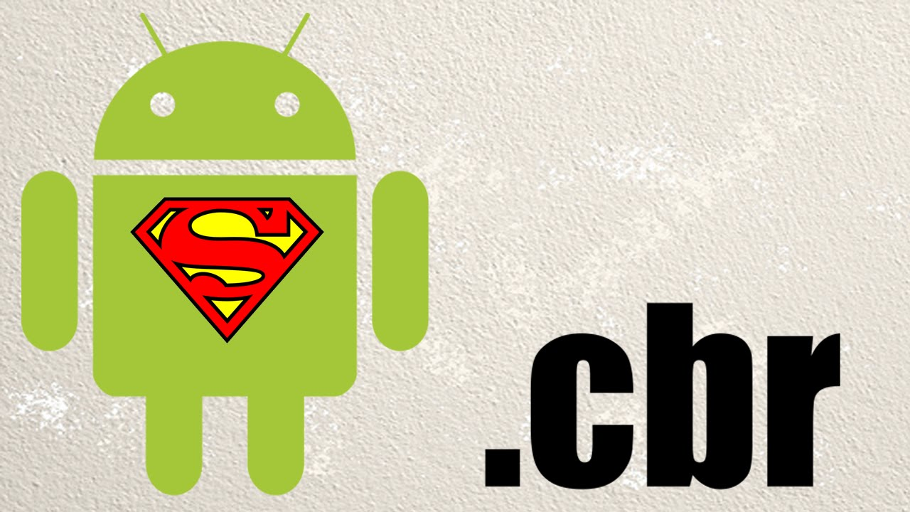 How To Open  cbr Files on Android