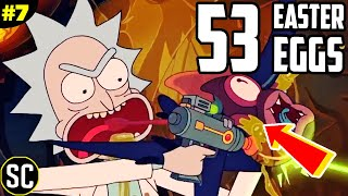 Rick and Morty 4x07: Every Easter Egg & Reference + HIDDEN MEANING