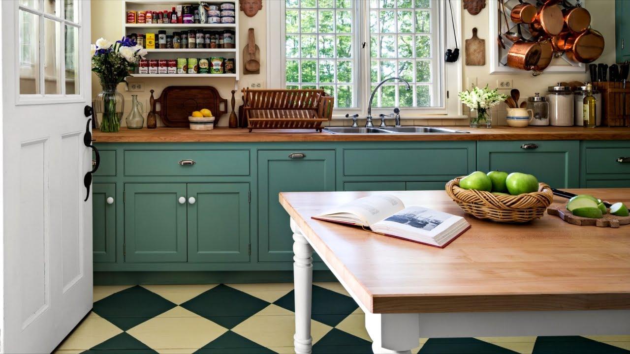 25 Green Kitchen Ideas Youtube