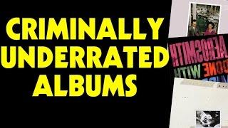Criminally Underrated Rock Albums