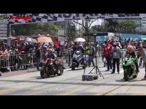 SBS Drag Battle : SBK 1 & SBK 2 True Street (Ujian Masa)
