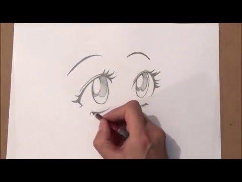 Como Dibujar Ojos Anime Como Dibujar Ojos Manga Paso A Paso
