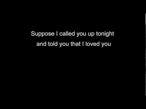 Carrie Underwood   I Told You So Lyrics