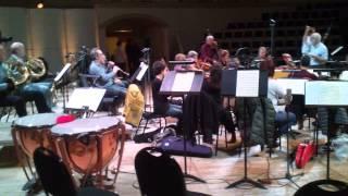 Генеральная репетиция голландского симфонического