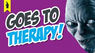 Gollum Goes to Therapy – Pop Psych!
