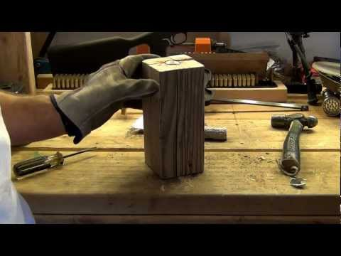 MAKING A PRIMITIVE INGOT MOLD 082812 - HD
