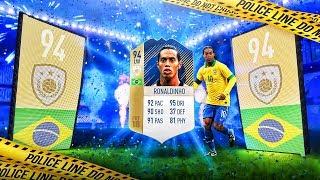 IKONA RONALDINHO 94 PRIME!!! | FIFA 18 ULTIMATE TEAM