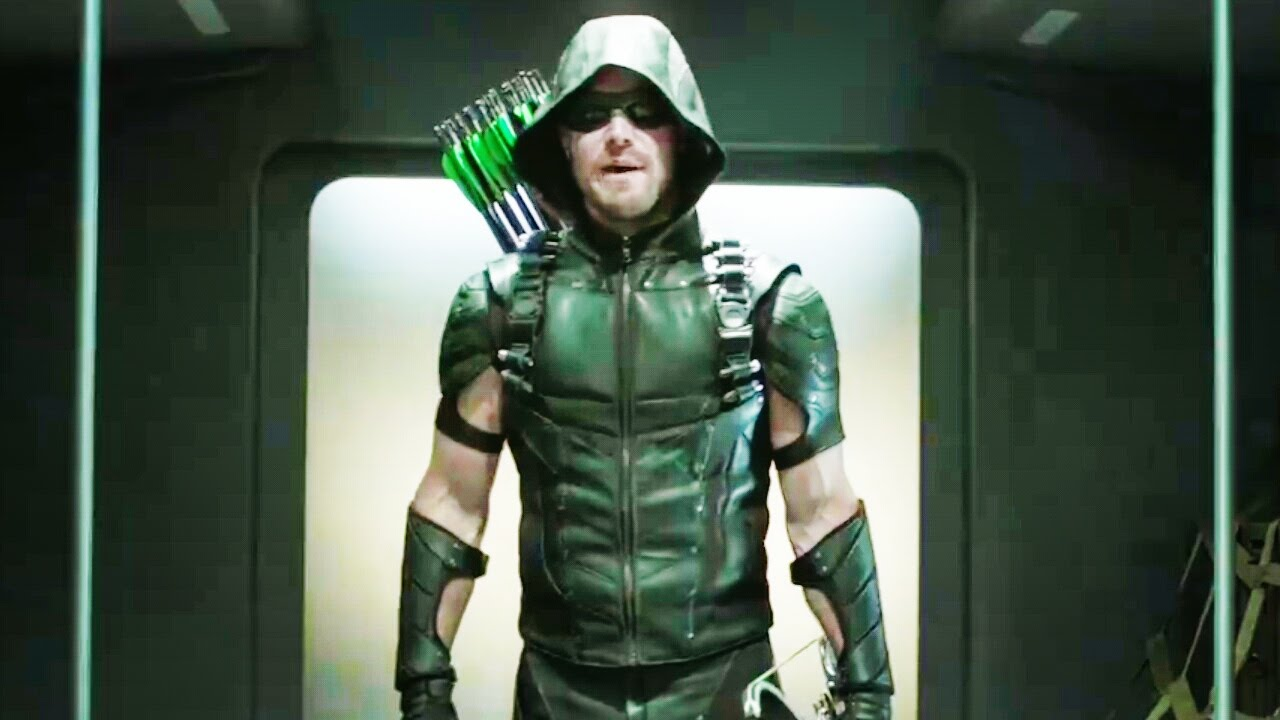 Arrow SEASON 4 Official Trailer HD Stephen Amell