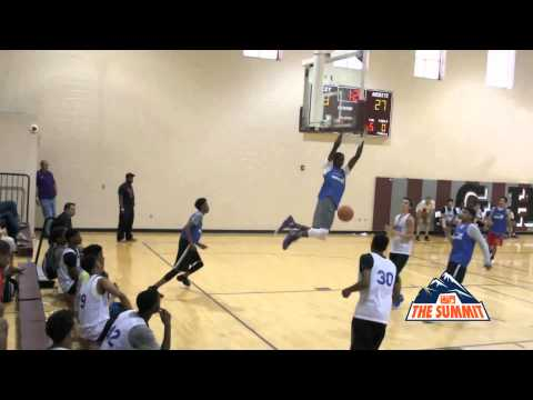 Josh Leblanc 6'7'' SF 2018 The Summit MixTape
