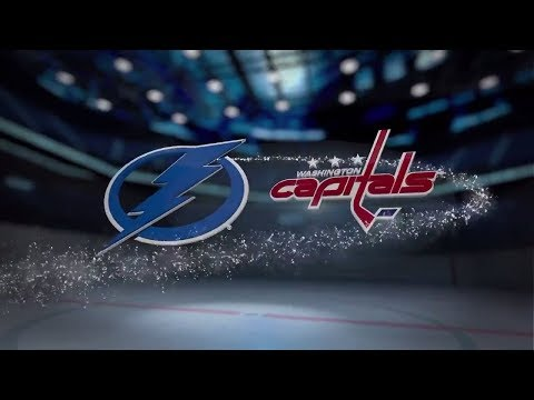 Tampa Bay Lightning vs Washington Capitals - November 24, 2017 | Game Highlights | NHL 2017/18.Обзор