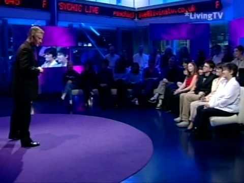 Derek Acorah - Psychic Live (12/12/2003)