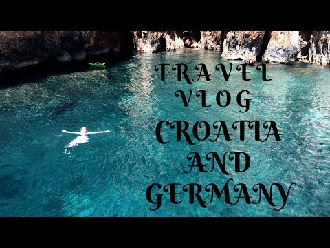 TRAVELLER DIARIES: Travel Vlog in Cologne Germany and Spilt Croatia!