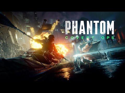 Phantom Covert Ops - Bande Annonce (Date de lancement)