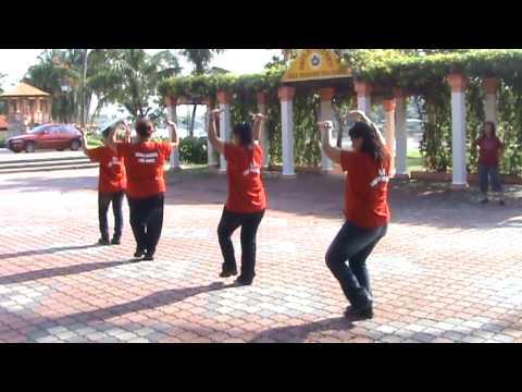 Midnight Waltz Line Dance Instruction