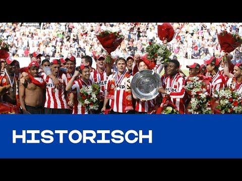 HISTORISCH | PSV pakt landskampioenschap na bizarre ontknoping