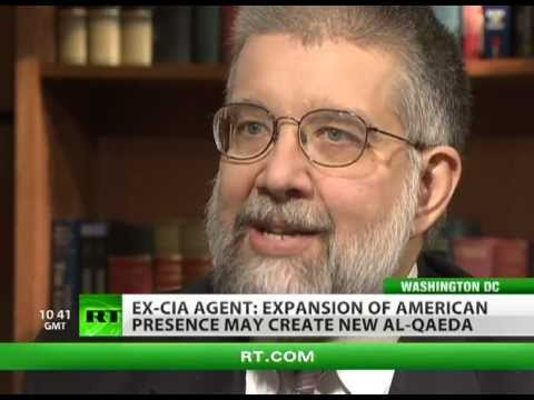 Ex-CIA Agent: America creates its own enemies