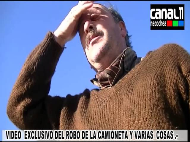 VIDEO  EXCLUSIVO DEL ROBO DE LA CAMIONETA Y VARIAS  COSAS Videos De Viajes