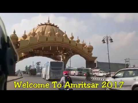 Welcome to Amritsar 2017