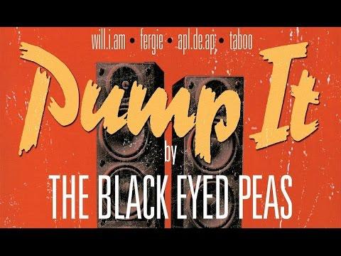 The Black Eyed Peas - Pump It (Acapella Version)