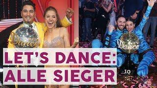 Wisst ihr eigentlich noch, wer die erste staffel von let's dance gewonnen hat? und wie viele der sieger frauen waren? tja, wenn darauf keine antwort habt...