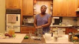 Amanda's Classic Caribbean Mauby Drink
