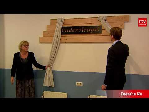 Minister Sander Dekker opent een nieuwe afdeling bij gevangenis Esserheem in Veenhuizen