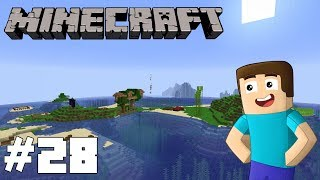 Sorting My Storage Mess - Minecraft timelapse - Survival island V - Episode 28
