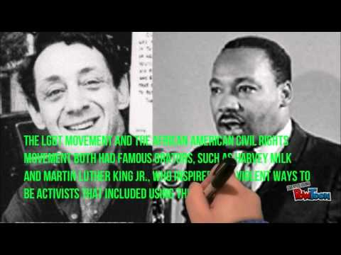 African American Civil Rights Movement v. LGBT Movement