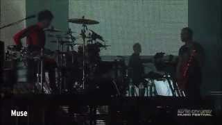 Muse Isolated System Live Austin City Limits 2013