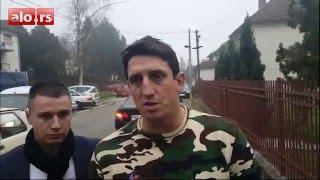 kristijan nakon saslusanja u policiji