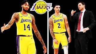 Patience Is Key for Brandon Ingram and Lonzo Ball
