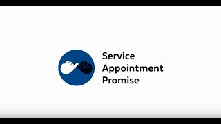 Volkswagen Service Appointment Promise