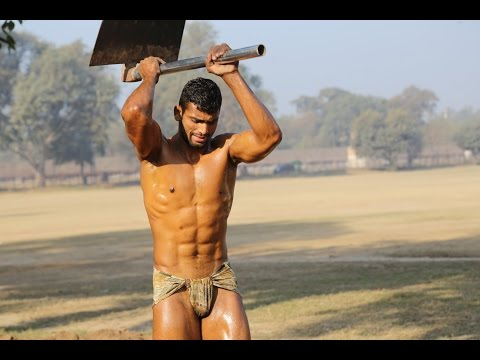 Learn about Asian Style Folk Wrestling Called Desi Kushti in India and Pakistan