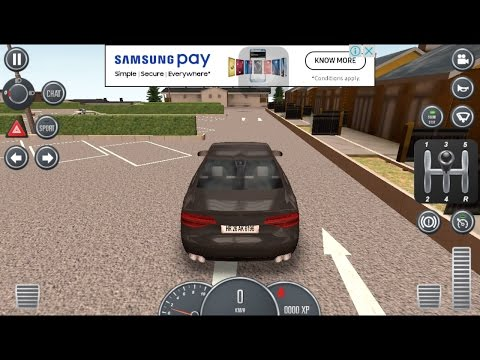 Driving School  2016, Multiplayer fun!!!! Audi A4 awesome gameplay MUST WATCH!!!!