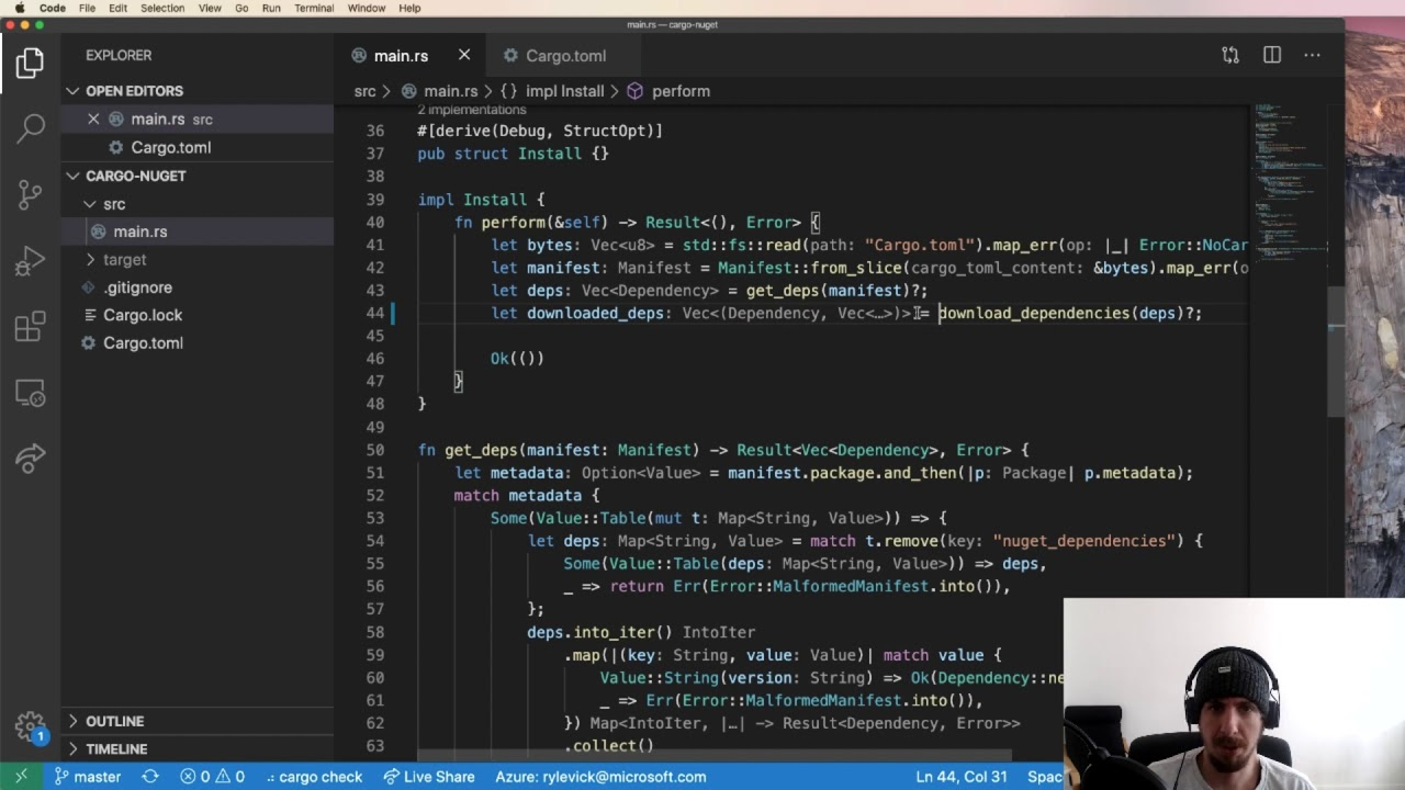 Rust: CLI Project - Part 2