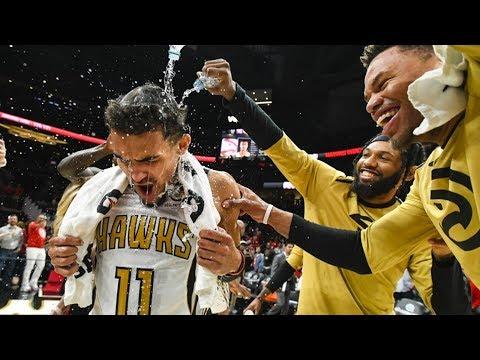 Trae Young Game Winner vs 76ers 32 Points! 2018-19 NBA Season thumbnail