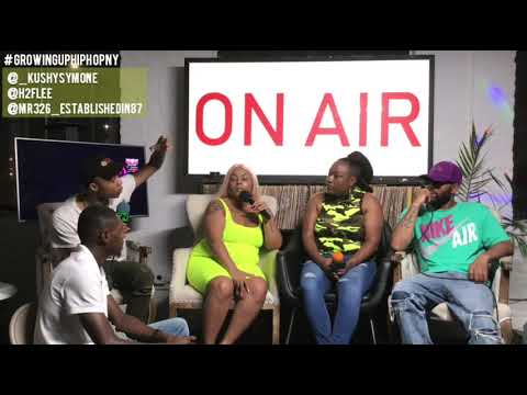 """Flavor Flav's Kids Talks About Their Childhood, """"Growing Up Hip Hop NY"""" And More..."""