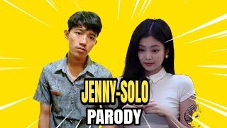 JENNIE-SOLO PARODY INDONESIA(JOMBLO)