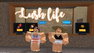 ROBLOX DANCE VIDEO- Lush Life