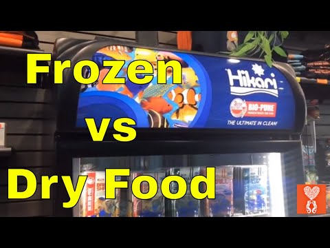 Frozen Fish Food - Hikari Products