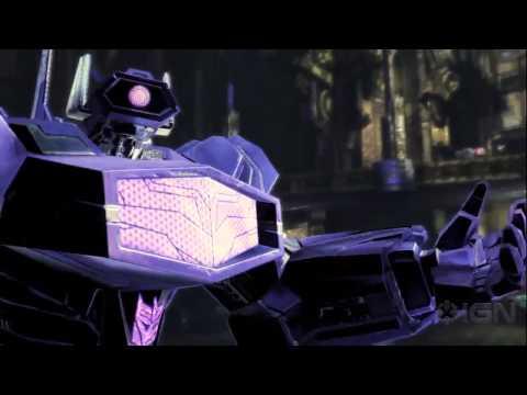 Transformers: Fall of Cybertron Launch Trailer (HD)