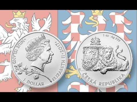 First Czech Bullion Silver Niue from Apmex & Stackable Coins