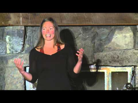 The revolution started in my garden: Chrystel Vultier at TEDxCanmore