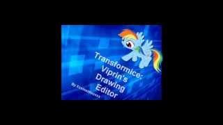 Transformice viprin's drawing editor