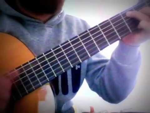 Kalben - Haydi Söyle (HU-Cover Klasik Gitar)