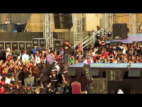ASAP 2014 Live in Dubai - Piolo Pascual KISS the fans [HD]