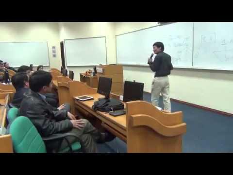 T.S Lê Thẩm Dương - Tọa Đàm Tại Viện QTKD FSB FULL 144 phút